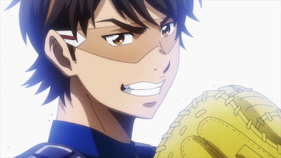 Diamond no Ace: Act II Episode 13