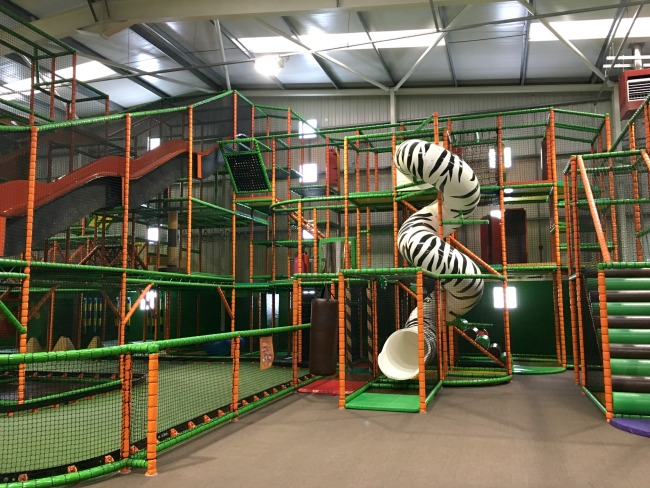 Mambo-Soft-Play-Cardiff-A-Toddler-Explores-image-of-part-of-play-area