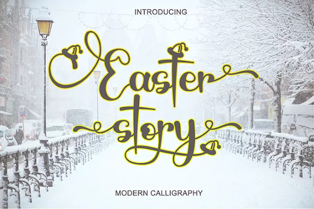 calligraphy font online