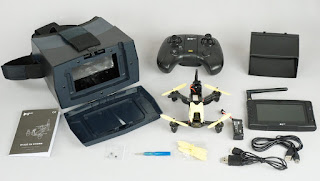 Spesifikasi Drone Hubsan H122D X4 Storm - OmahDrones