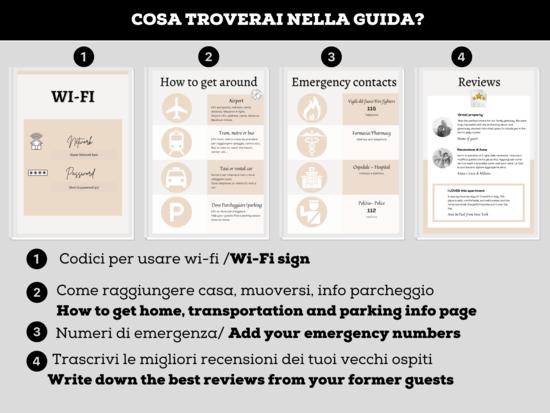 libro di benvenuto casa vacanze pdf