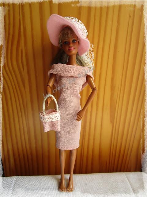 blog spécial habits pour poupée barbie