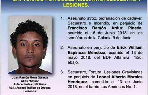 Nicaragua: Detenido asesino de militante del FSLN, Francisco Aráuz