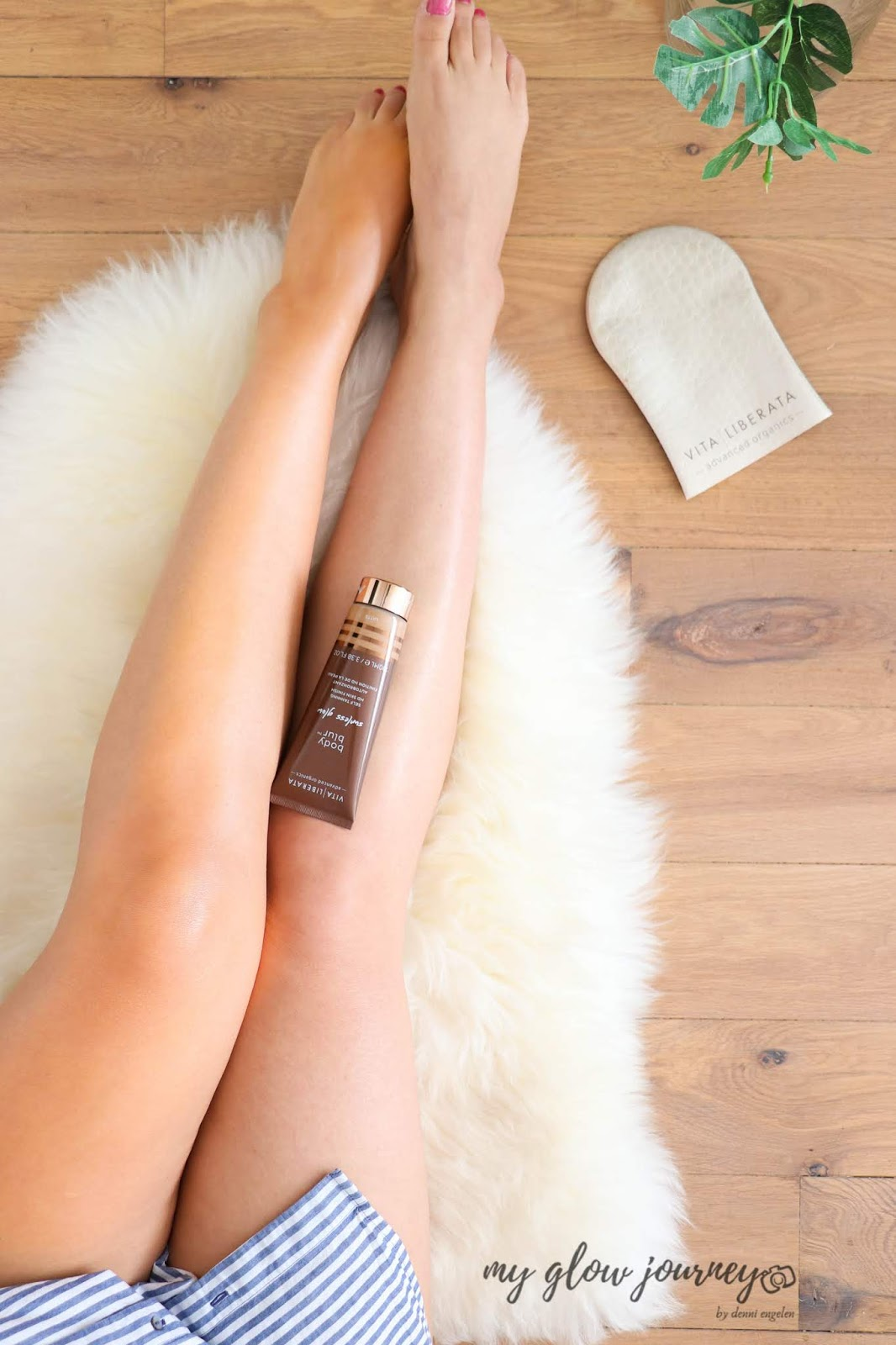 Vita Liberata Body Blur Sunless Glow Review and Demo