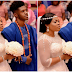 Photo Of A Son Walking His Young Mum Down The Aisle Goes Viral