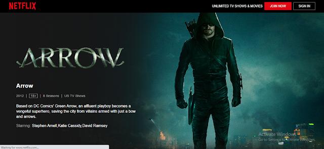 Arrow Web Series, Your Help