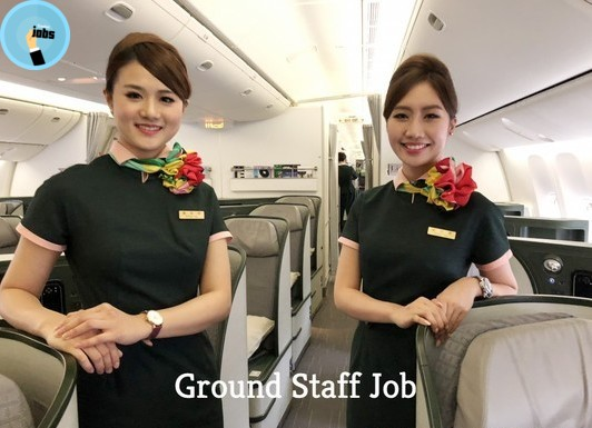 Ground Staff jobs