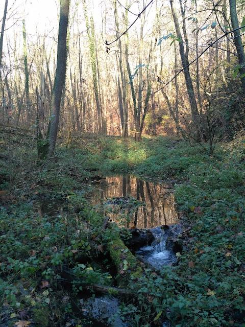 gilów, piekielny potok
