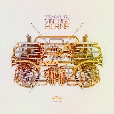 Termanology - Vintage Horns (2019) - Album Download, Itunes Cover, Official Cover, Album CD Cover Art, Tracklist, 320KBPS, Zip album
