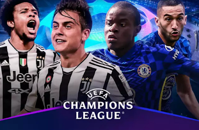 Link Live Streaming Liga Champions UEFA: Juventus vs Chelsea Kamis, 30 September 2021 Pukul 02.00 WIB