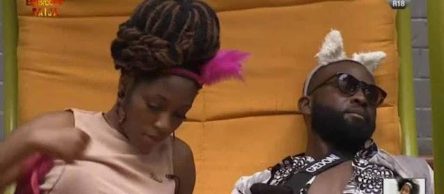 #BBNaija : I and Khafi Never Had Sex – Gedoni