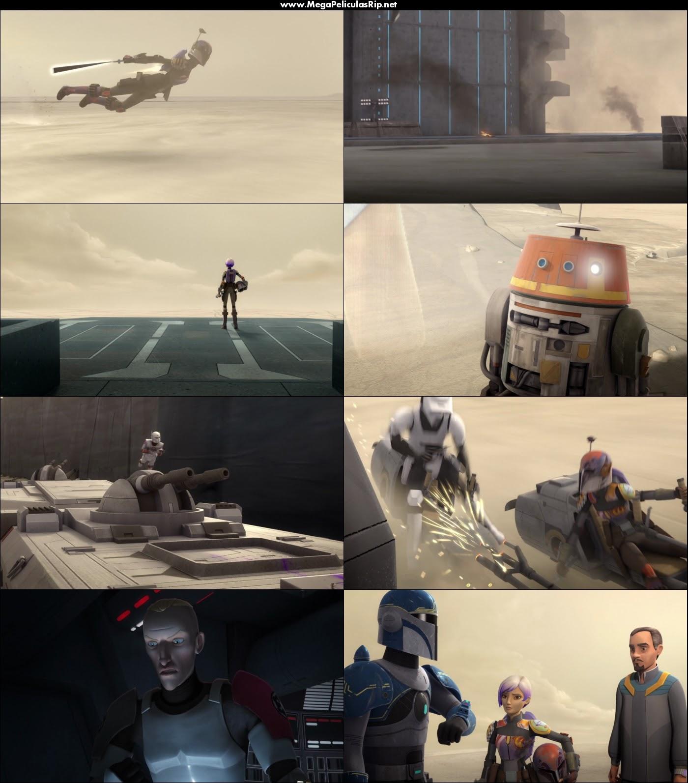 Star Wars Rebels Temporada 4 1080p Latino
