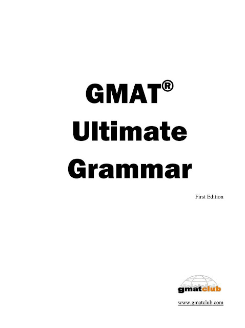 GMAT Ultimate Grammar : For All Competitive Exam  PDF Book