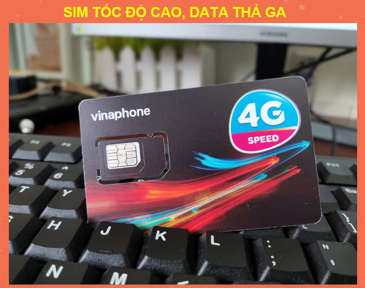 Sim Vinaphone 90GB/ tháng, Gọi Nội và Ngoại mạng miễn phí