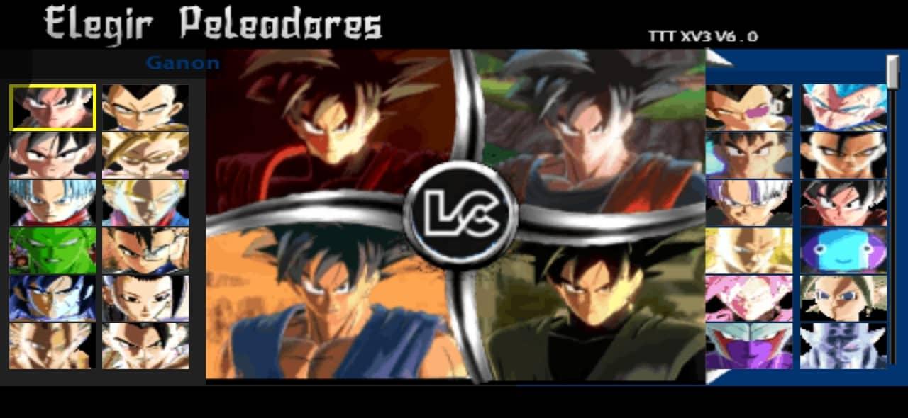 Dragon Ball Xenoverse 2 DBZ TTT MOD