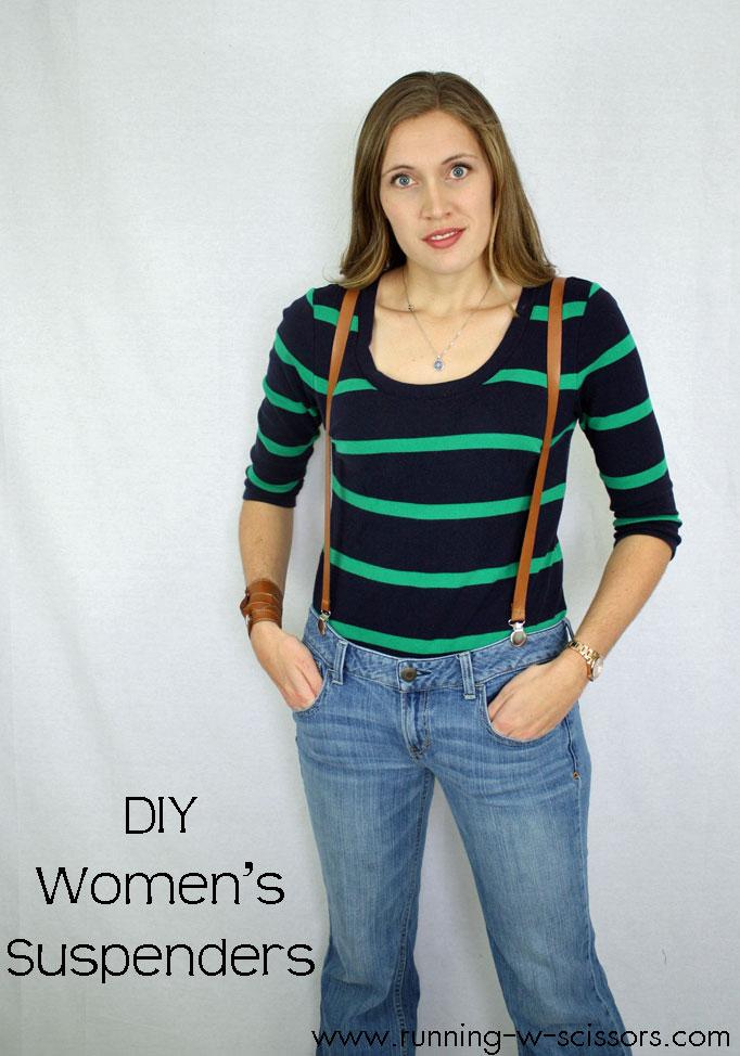 Women in suspenders pics