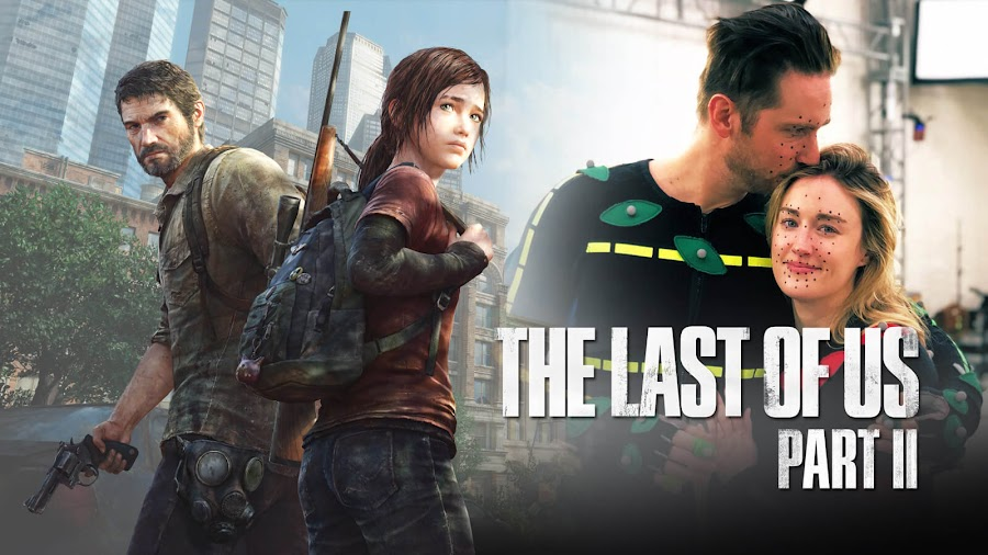 last of us 2 wraps shooting ellie joel naughty dog ashley johnson troy baker