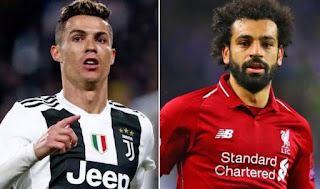 Rooney sees similarities between Salah and Cristiano Ronaldo