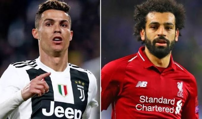 Rooney sees similarities between Salah and Cristiano Ronaldo