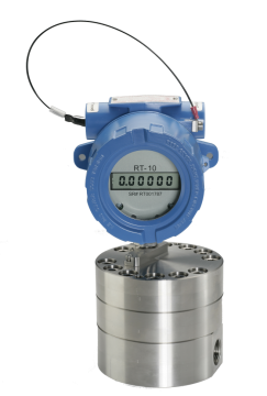 Battery-Powered Flow Rate Transmitter RT-10 Series AW Lake