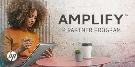 HP Anuncia Início do Amplify Partner Program