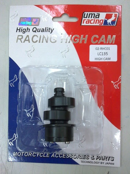 Ch Motorcycle Store Uma Racing High Cam For Lc135