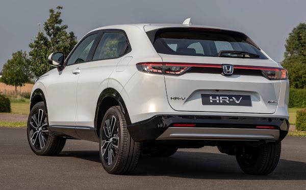 Novo Honda HR-V 2022 - Brasil