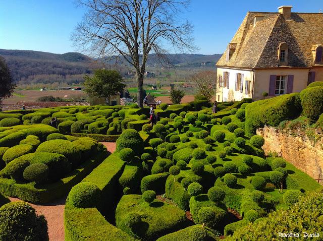 Jardín de Marqueyssac