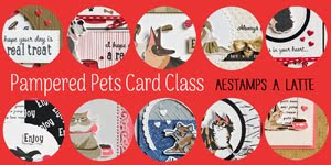 Pampered Pets Card Class