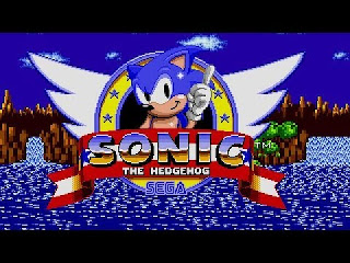 sonic the hedgehog sega megadrive