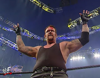 WWE / WWF Wrestlemania X8 - The Undertaker went 10-0 against Ric Flair