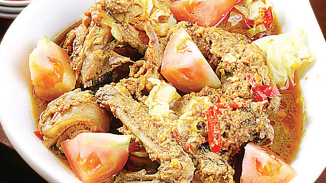 Resep Tongseng Daging Bebek