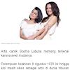 Beda 22 Tahun Pose Sophia Latjuba dan Eva Celia di Jerman Ini Modis Abis, Dikira Kembar Kakak Adik