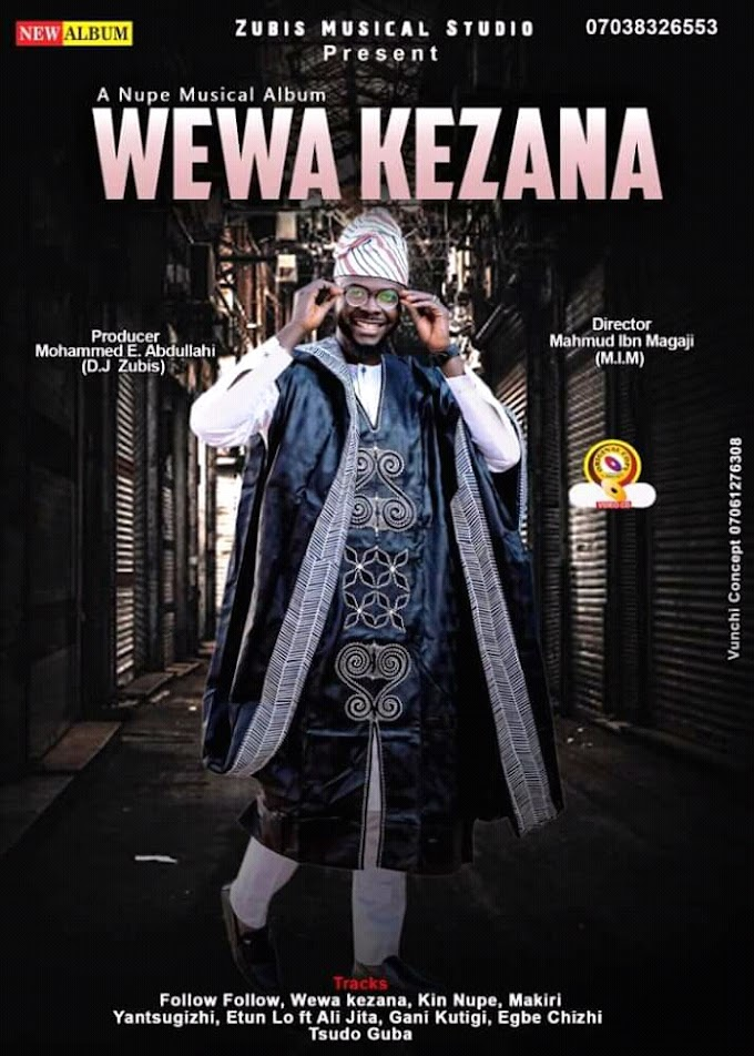 New Album: Dj zubis-Wewa kezana full tracks