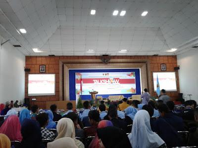 Wakapolda Jawa Tengah Minta Mahasiswa Bangun Idealisme Sebagai Pilar Bangsa