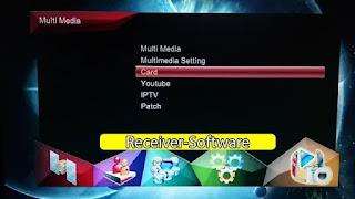 Open Sky Mini Hd124t HD125t 1506t 512 Ecast & Card Option