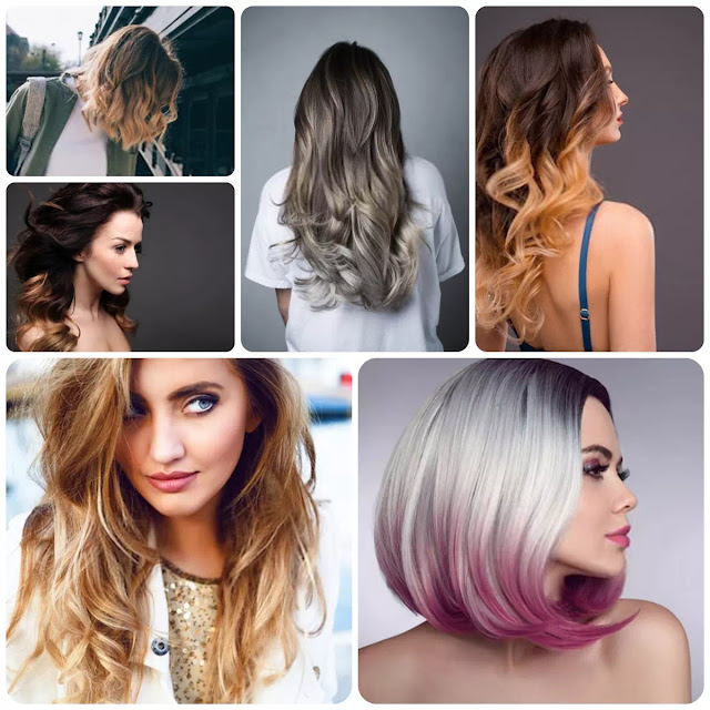 All About Ombre - The Latest Hair Craze