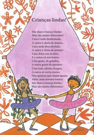 Há muito tempo a autora escreveu esta poesia e, talvez, ela nem imaginava o quanto sua escrita ia ser usada nos dias de hoje.