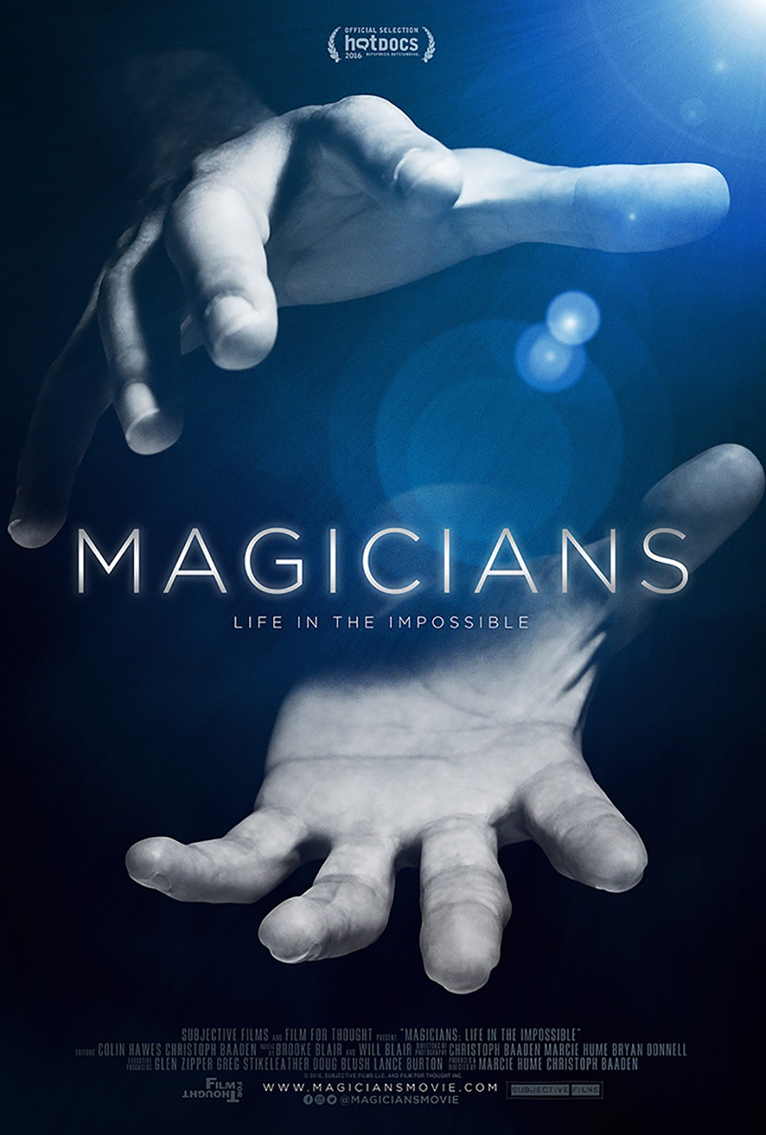 Magicians: Life in the Impossible (2016) ταινιες online seires oipeirates greek subs