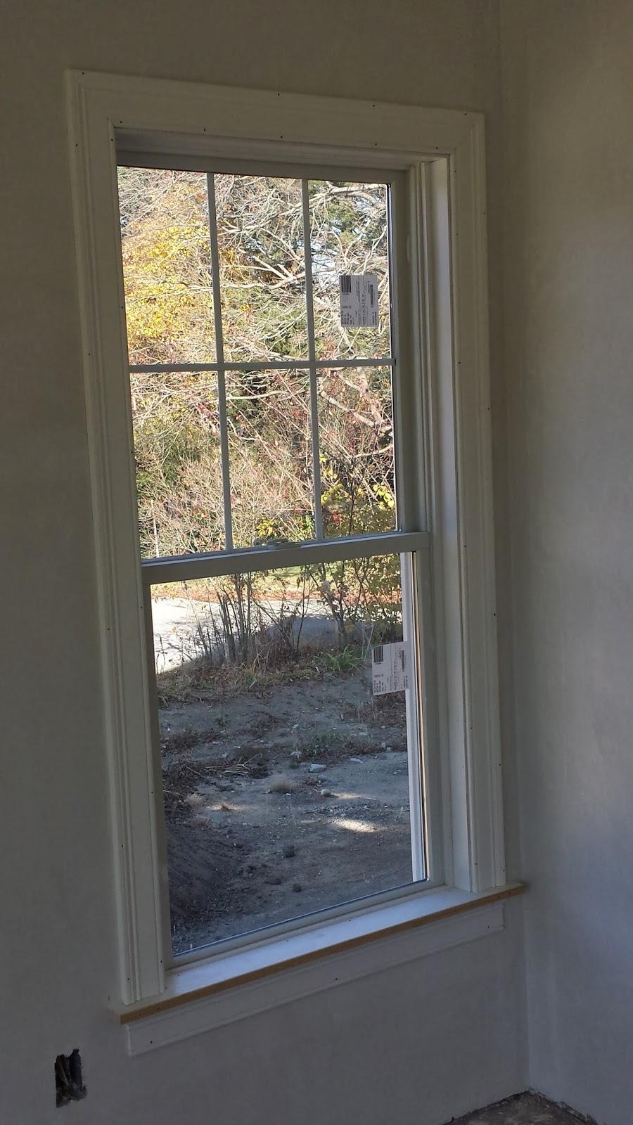 The Impatient Home Builder Starting The Interior Trim