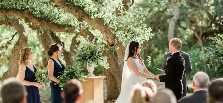 Botanical Dream Wedding in Austin, Texas!