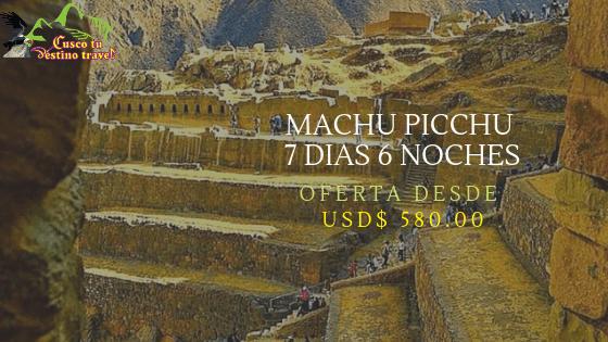 Viaje Barato a Machu Picchu