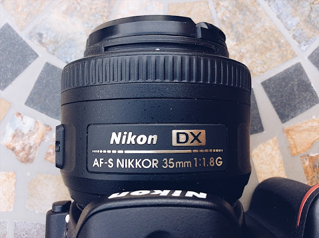 Equipo Instagramer y Bloguera - Objetivo 35mm