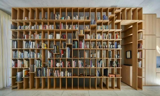 storage shelves design ideas