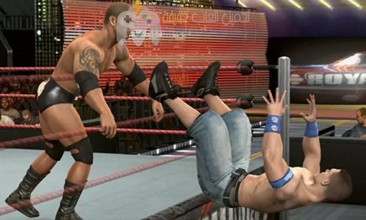 تحميل لعبة WWE Smackdown Raw 2010 للكمبيوتر برابط مباشر وحجم صغير