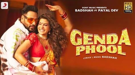 Genda Phool Lyrics in Hindi, Badshah, Payal Dev