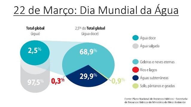 DIA MUNDIAL DA ÁGUA: UMA REFLEXÃO...