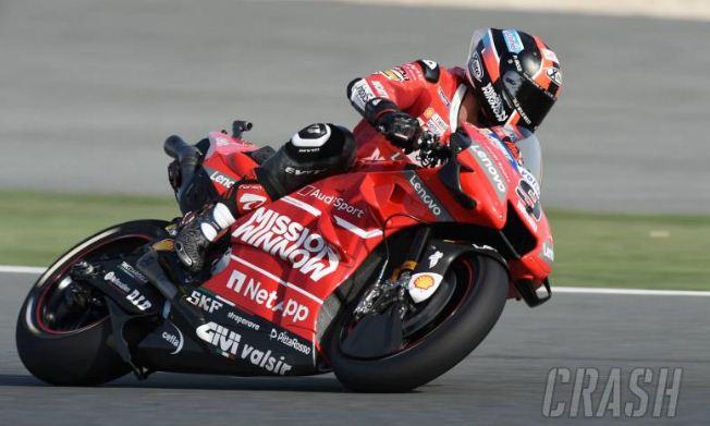 Petrucci Juara MotoGP Le Mans Prancis, Marquez Kedua