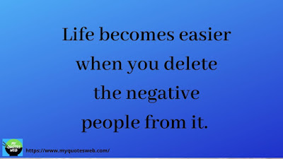 Best Positive Quotes - Life becomes easier