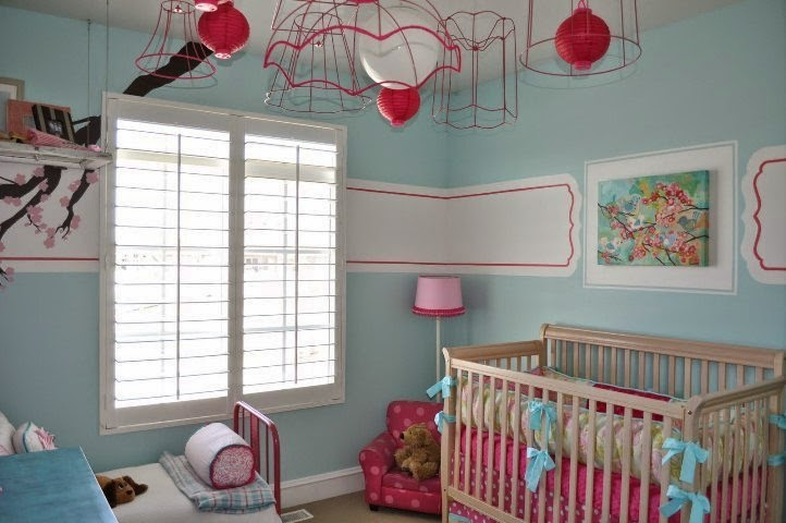 baby room wall paint ideas